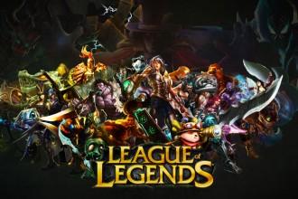 League of Legends Windows Store