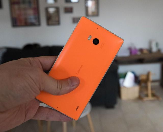 Lumia vs Galaxy S6