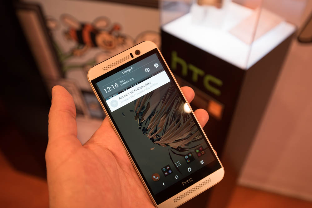 HTC One M9 : photo 13