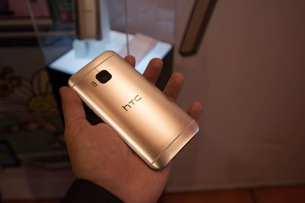 HTC One M9 : photo 14