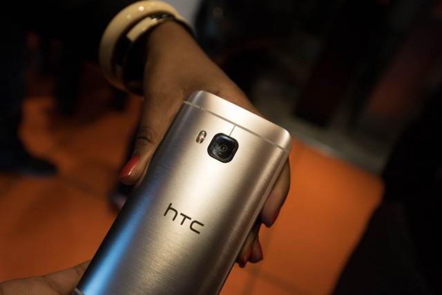 HTC One M9 : photo 4