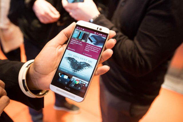HTC One M9 : photo 7