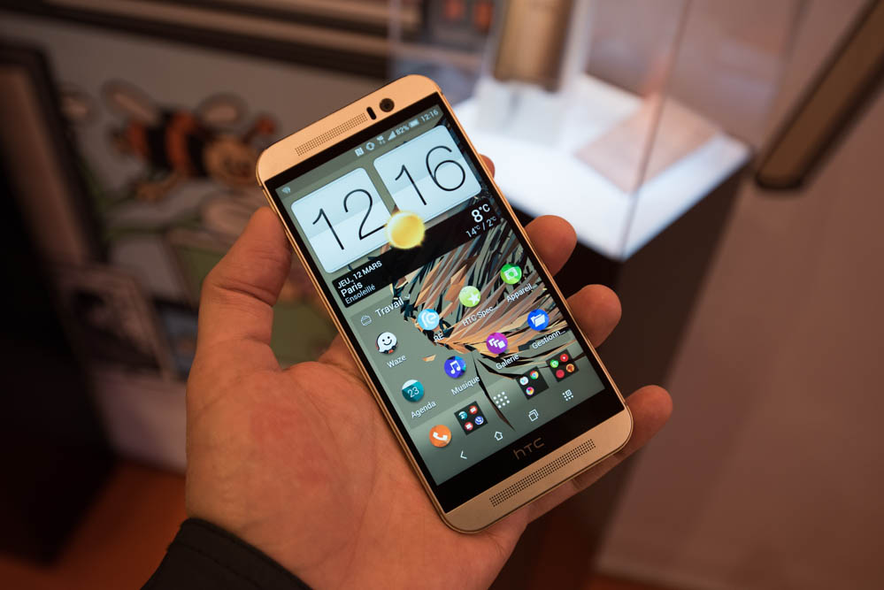 HTC One M9 : photo 8
