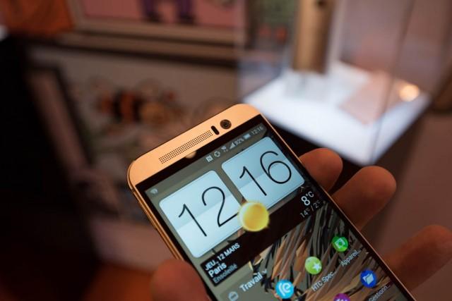 HTC One M9 : photo 9