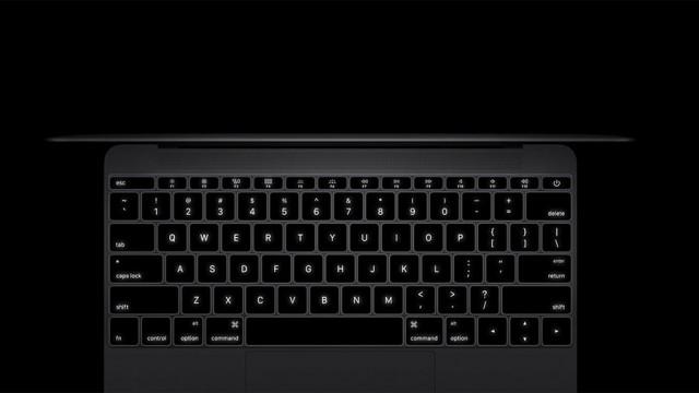 Le MacBook n'est (malheureusement) pas un foudre de guerre