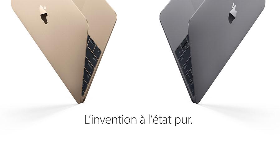 Quand la concurrence se moque des nouveaux MacBook