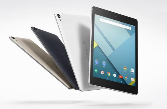 Réduction Nexus 9