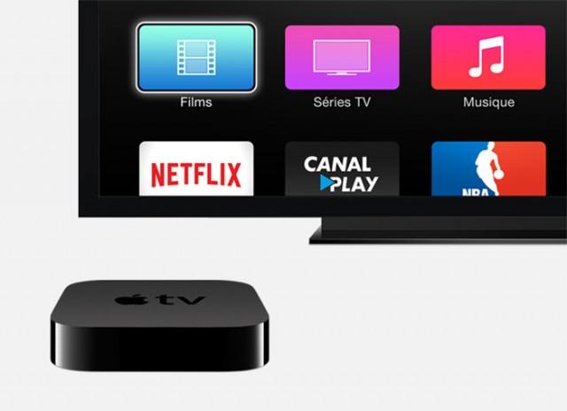 Nouvel Apple TV