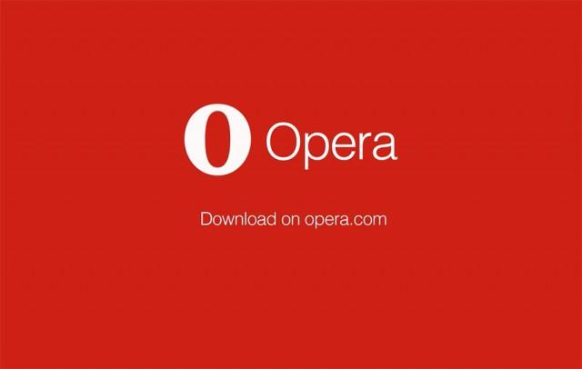 Opera Bookmarks