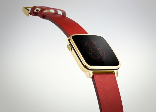 Pebble Time Steel : image 1