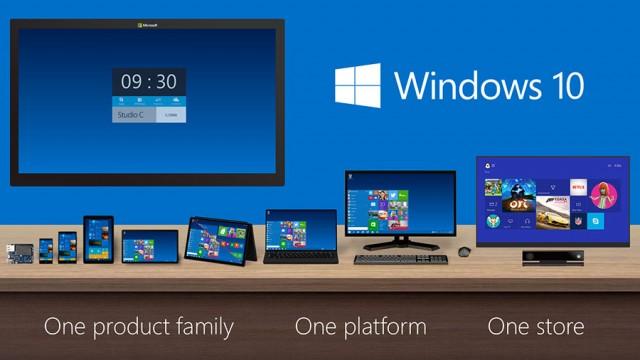 Poids Windows 10