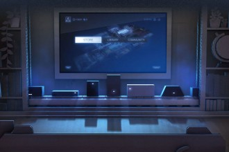 Lancement Steam Machine