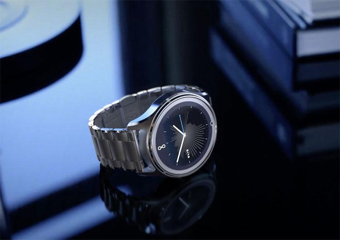 olio model one une montre haut de gamme imagin e par un ancien designer d 39 apple. Black Bedroom Furniture Sets. Home Design Ideas