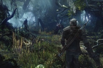 The Witcher 3 vidéo gameplay