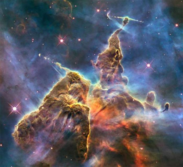 25 images saisissantes capturées avec Hubble