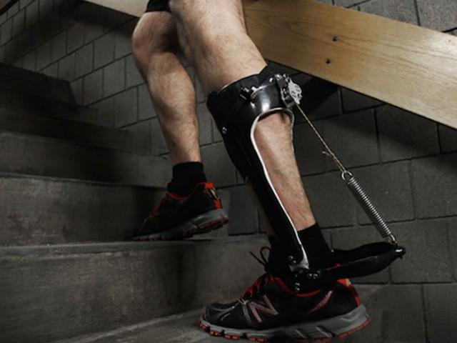 Exosquelette de marche