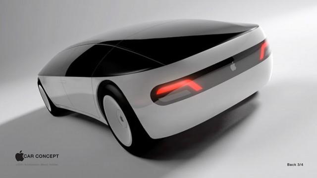 Apple Car : un magnifique concept par Aristomenis Tsirbas
