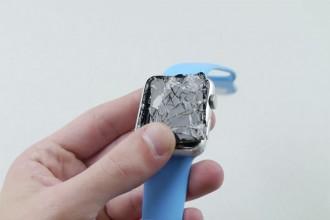 Drop Test Apple Watch