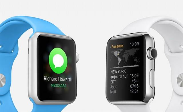 19 applications à installer sur l'Apple Watch