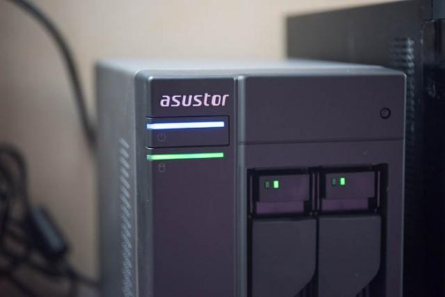 Prise en main du NAS Asustor AS5102T