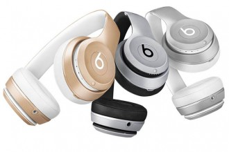 Beats Solo2 : photo de famille