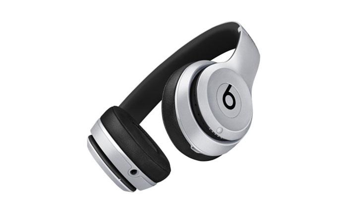 Beats Solo2 gris sidéral