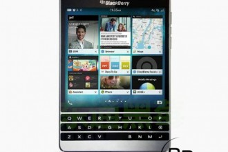 BlackBerry Oslo