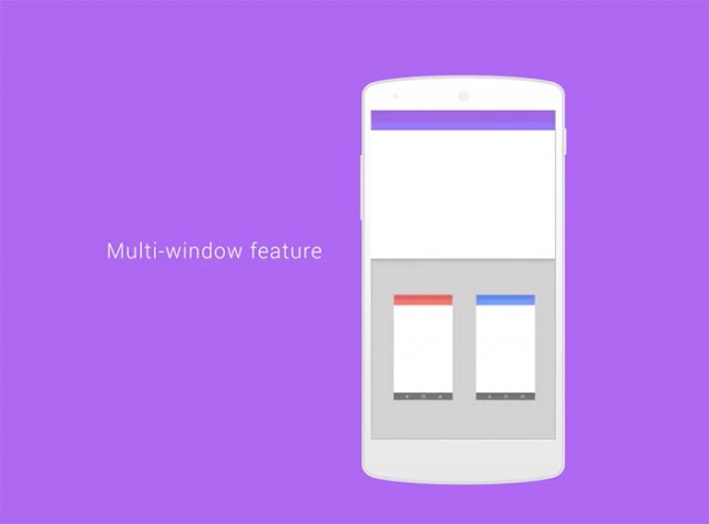 Concept Android 6.0