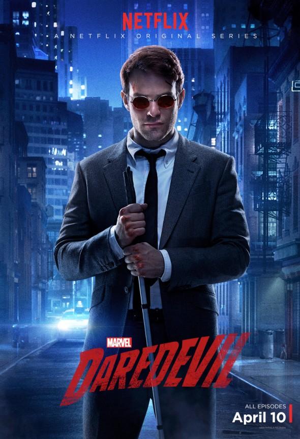 Daredevil : affiche 1