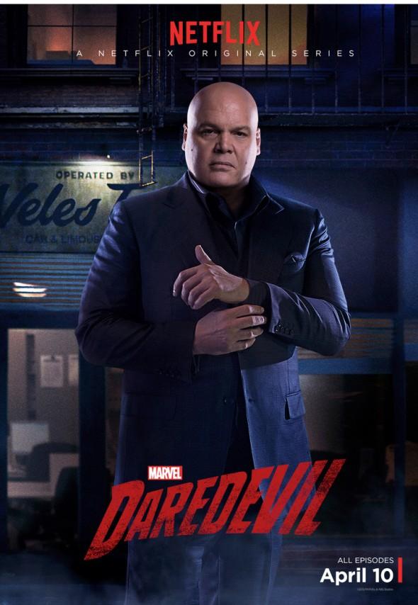 Daredevil : affiche 3
