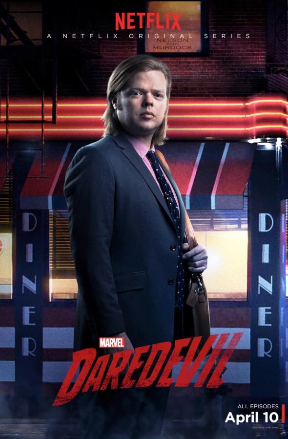 Daredevil : affiche 4