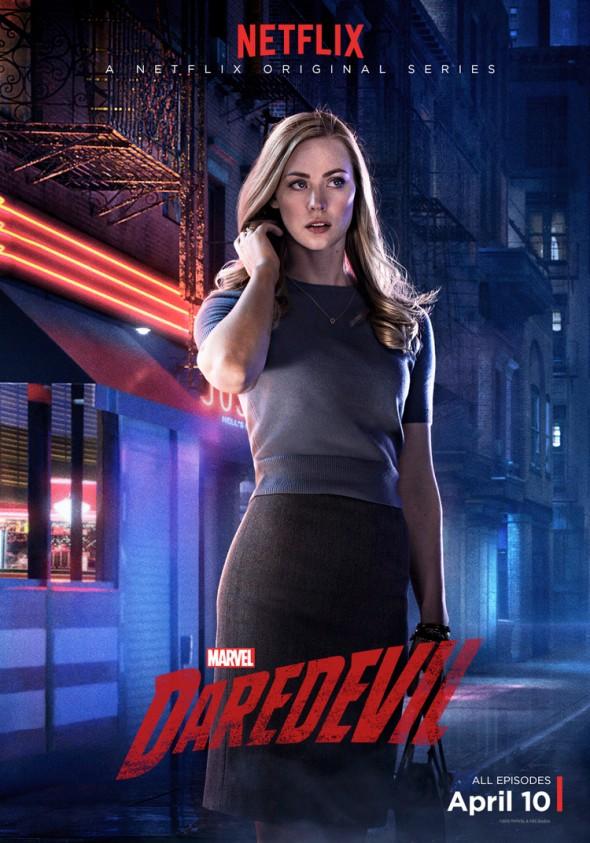 Daredevil : affiche 5