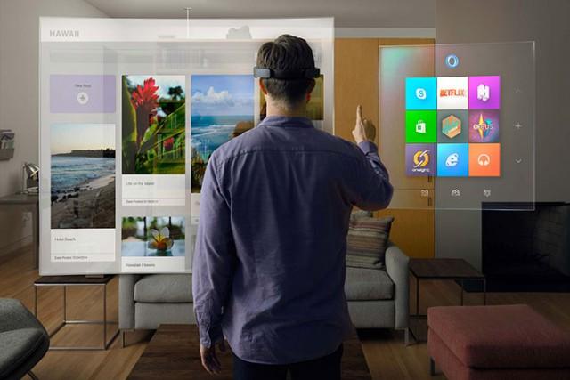 Démo HoloLens BUILD 2015