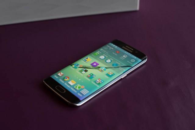 Ecran Samsung Galaxy S6 Edge : image 1