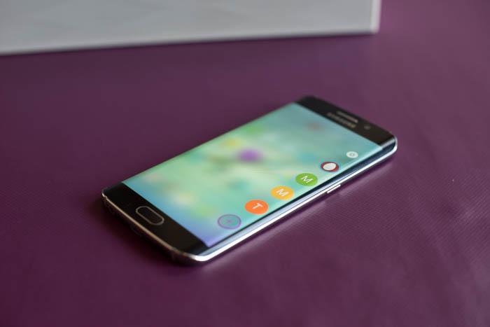 Ecran Samsung Galaxy S6 Edge : image 2