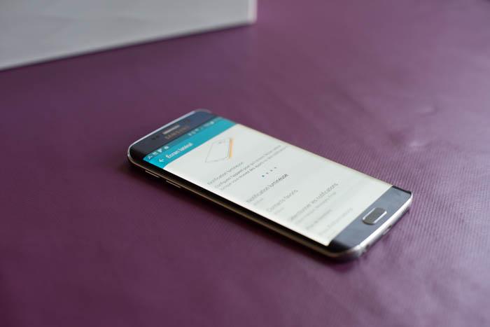 Ecran Samsung Galaxy S6 Edge : image 4