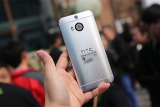 HTC One M9 Plus : photo officielle 1