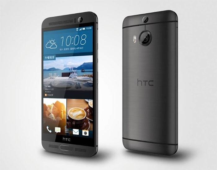 HTC One M9 Plus : photo officielle 3