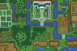Hyrule The Legend of Zelda