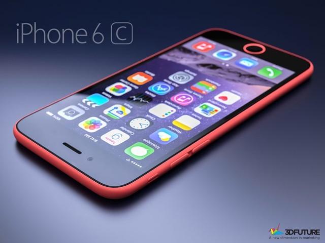 iPhone 6c écran
