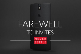 Invitations OnePlus One