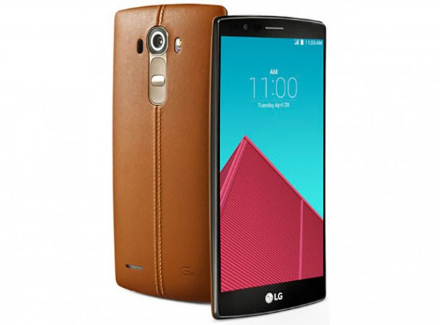 LG G4 : image officielle 1