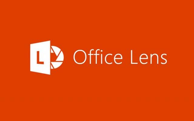 Office Lens est disponible sur iOS et Android