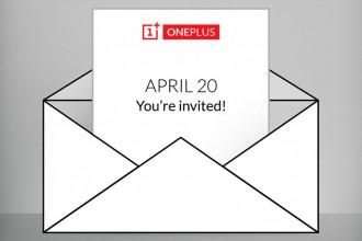 Teaser OnePlus 20 avril 2015