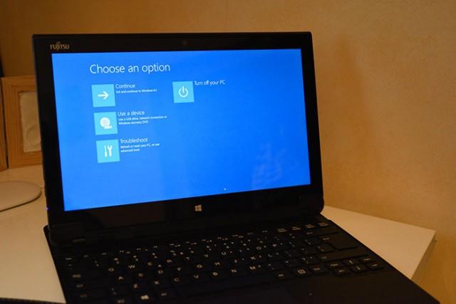 Outils diagnostic Windows 10