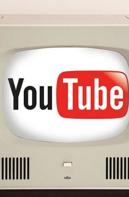 Première vidéo YouTube