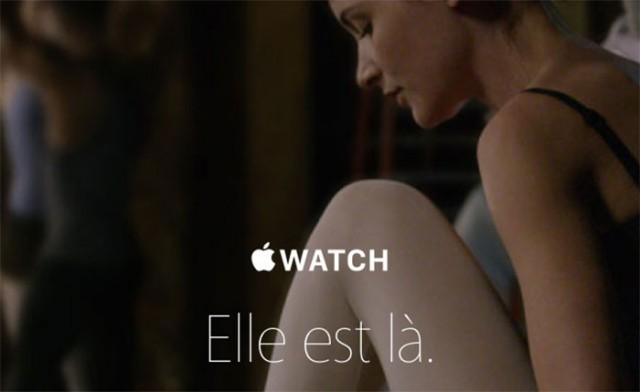 Problèmes Apple Watch