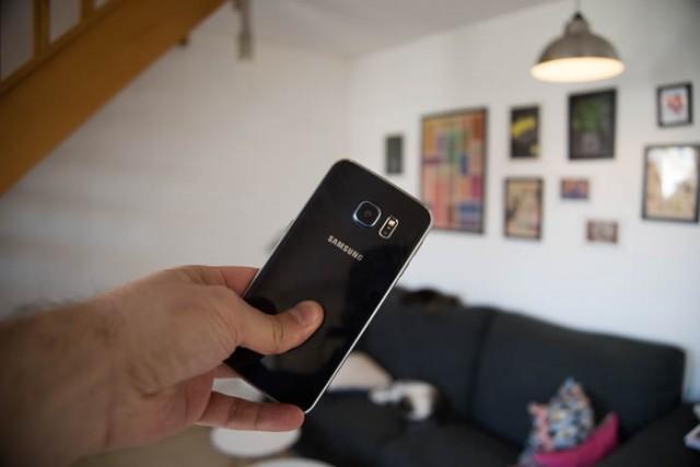 Puissance Galaxy S6 Edge : image 1
