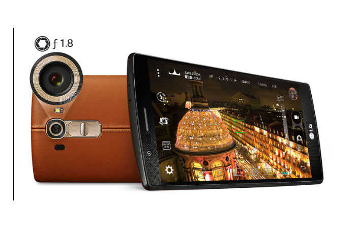 Rendu LG G4 : image 7