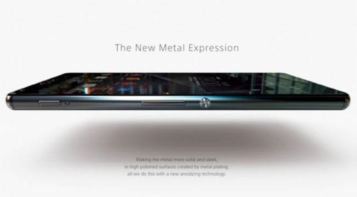 Rendu Xperia Z4 : image 3